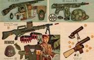 Toy Guns Before Political Correctness (pics)