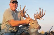 Texas' newest open range state record non-typical whitetail buck
