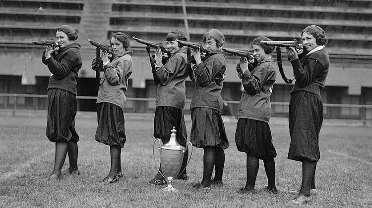Washington_DC_Girls_Rifle_Team