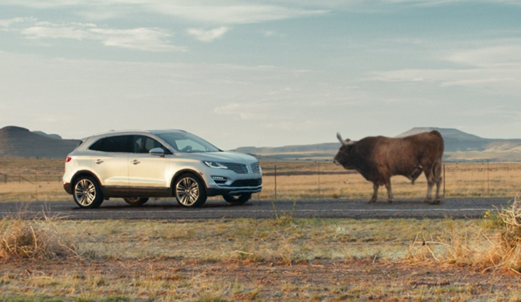 2015 Lincoln MKC -- The Crossover Vehicle of Texas