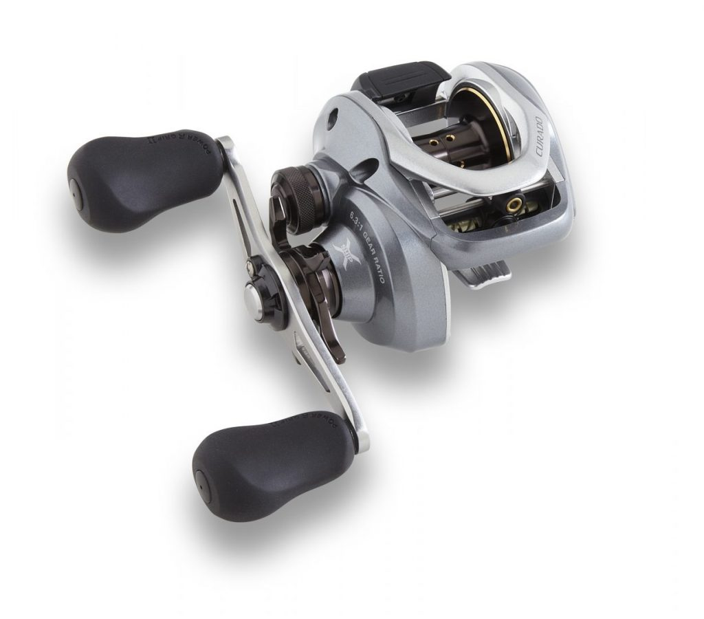 Anglers 'Get More' in New Shimano Curado I Series Reels