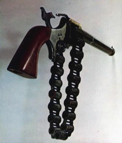 Josselyn Chain Pistol