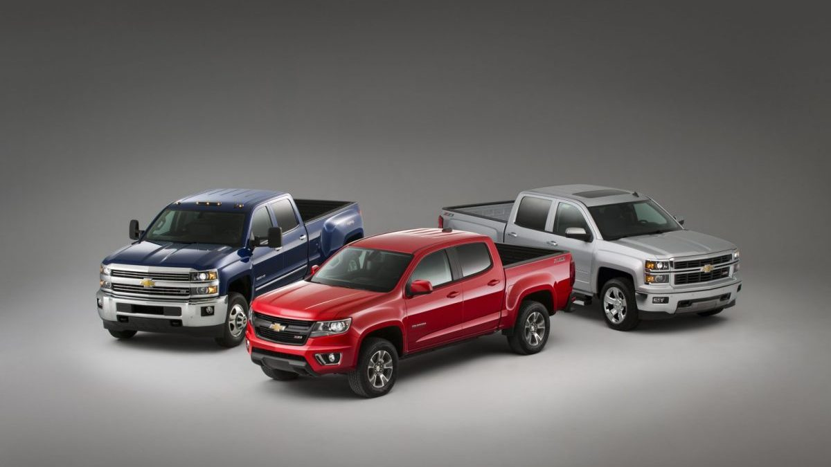 Chevrolet Colorado is Motor Trend Truck of the Year - Texas Fish ...