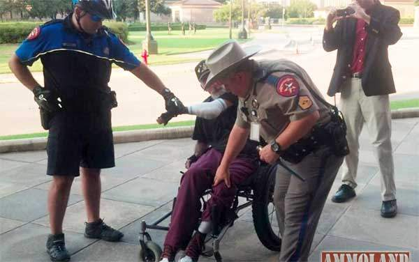 Diabled-Open-Carry-Demostrator-Arrested