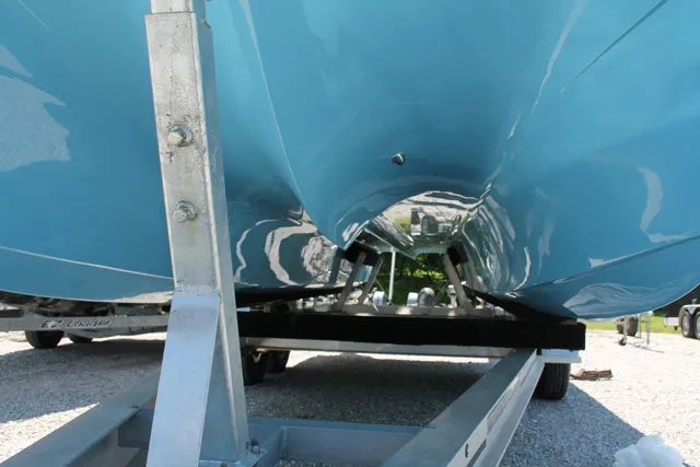 Boat Trailers: Bunks versus Rollers - Texas Fish & Game Magazine