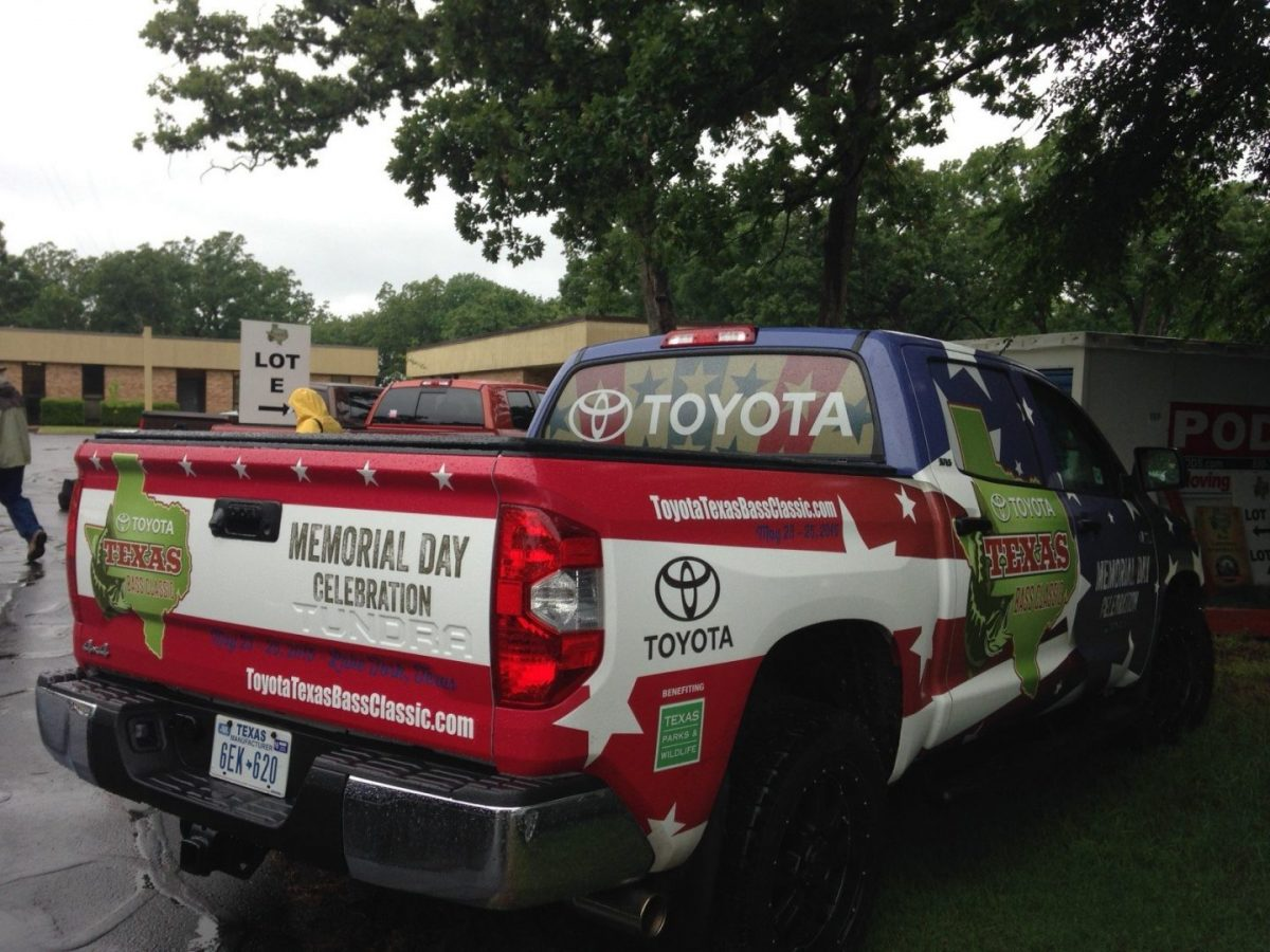 toyota texas bass classic spotlights commitment to sport fishing, Reel Combo
