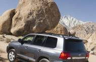 Toyota Land Cruiser is great choice for towing
