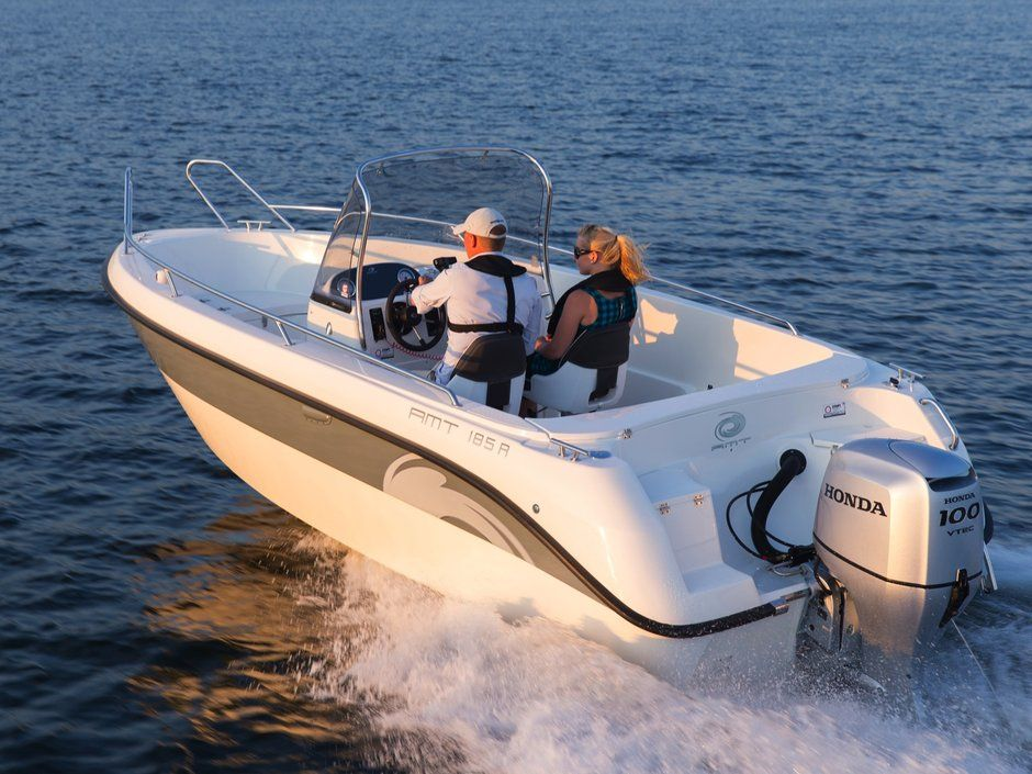 New Honda 100 HP Outboard Hits the Water - Texas Fish & Game