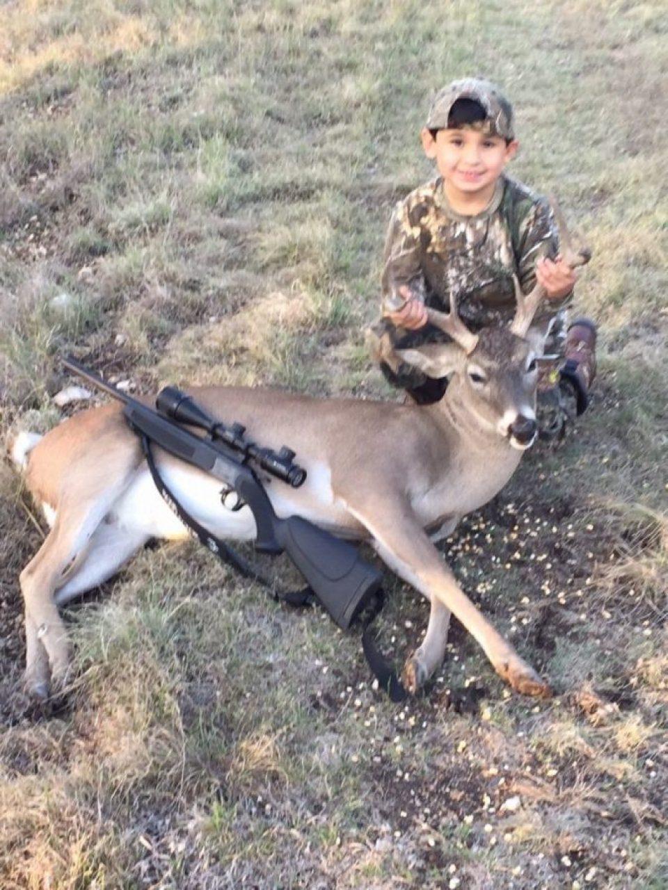 Ryans-First-Deer