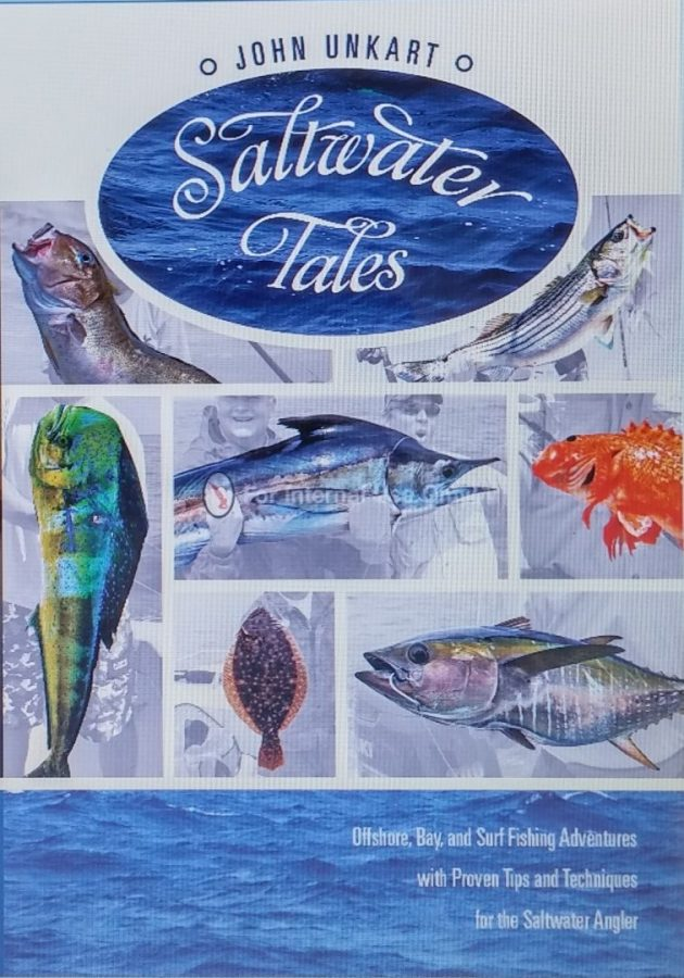 Saltwater Tales A Worthy Read Texas Fish Game Magazine