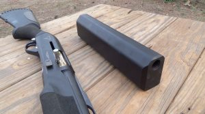 Salvo 12 Shotgun Silencer