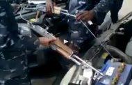 Jump Starting a Car with an AK47 [VIDEO]