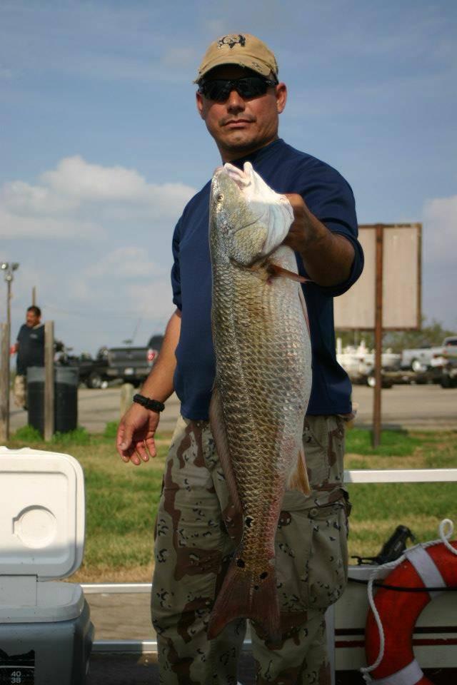 Calaveras red texas fish game magazine for Texas fish and game magazine