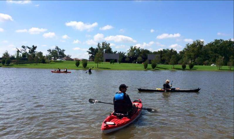 Fishing Tackle Unlimited Spring Kayak Demo Days Texas