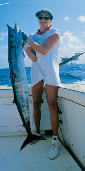 Kingfish this size are one-in-a-hundred type fish. True trophies.