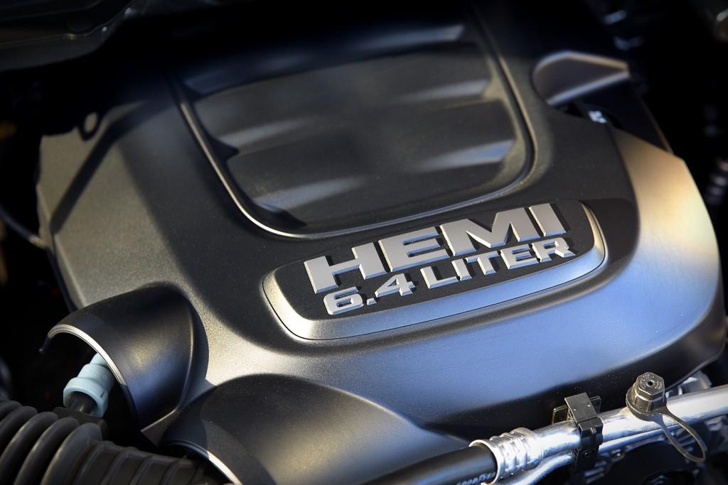 2016 Ram Heavy Duty 6.4-liter HEMI® V-8
