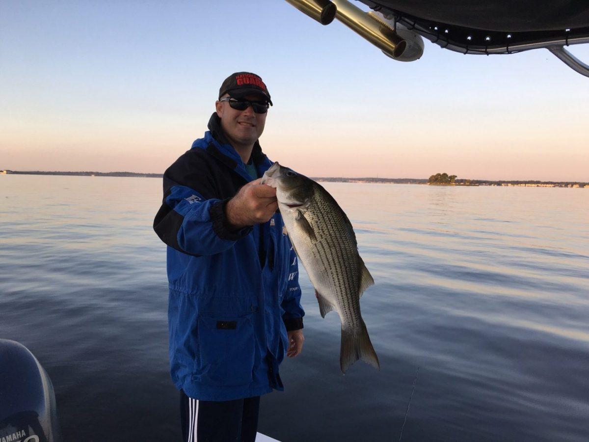 Lake conroe fishing texas hotshots freshwater for Lake conroe fishing