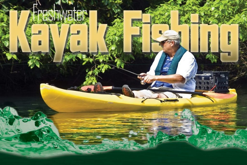 Freshwater kayak fishing yakking for bass for Bill dance fishing app