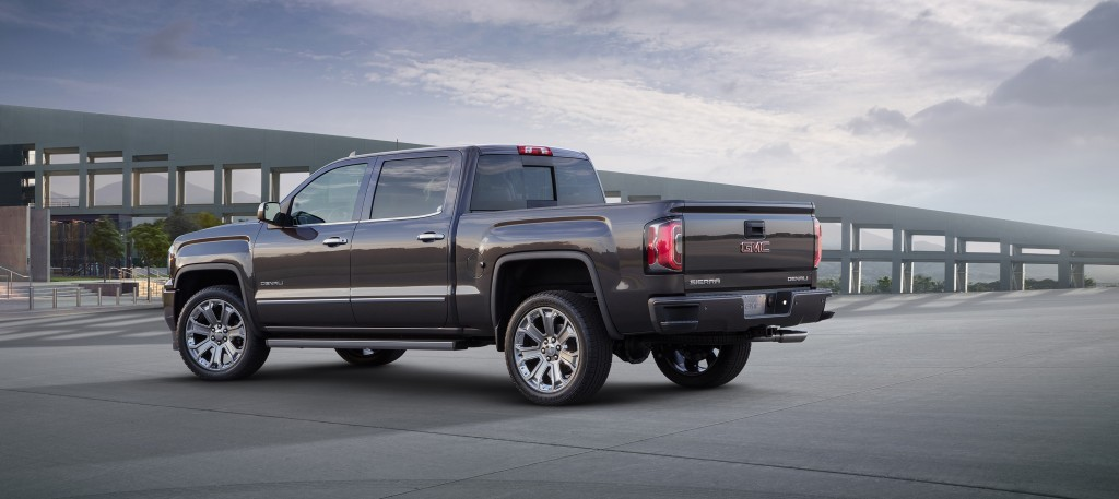2016 GMC Sierra Denali Ultimate