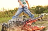 Texas Hotshot - First Alligator Hunt