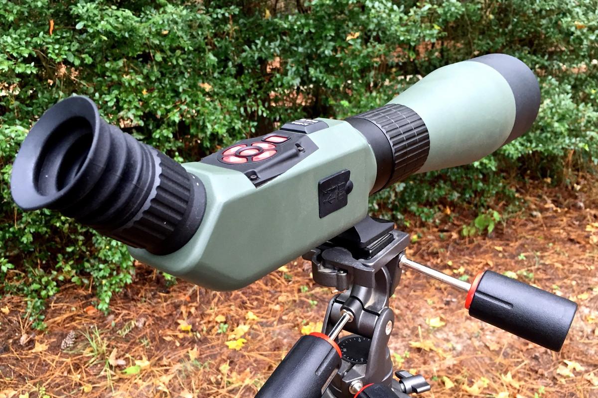 ATN X-Spotter Digital Spotting Scope Review