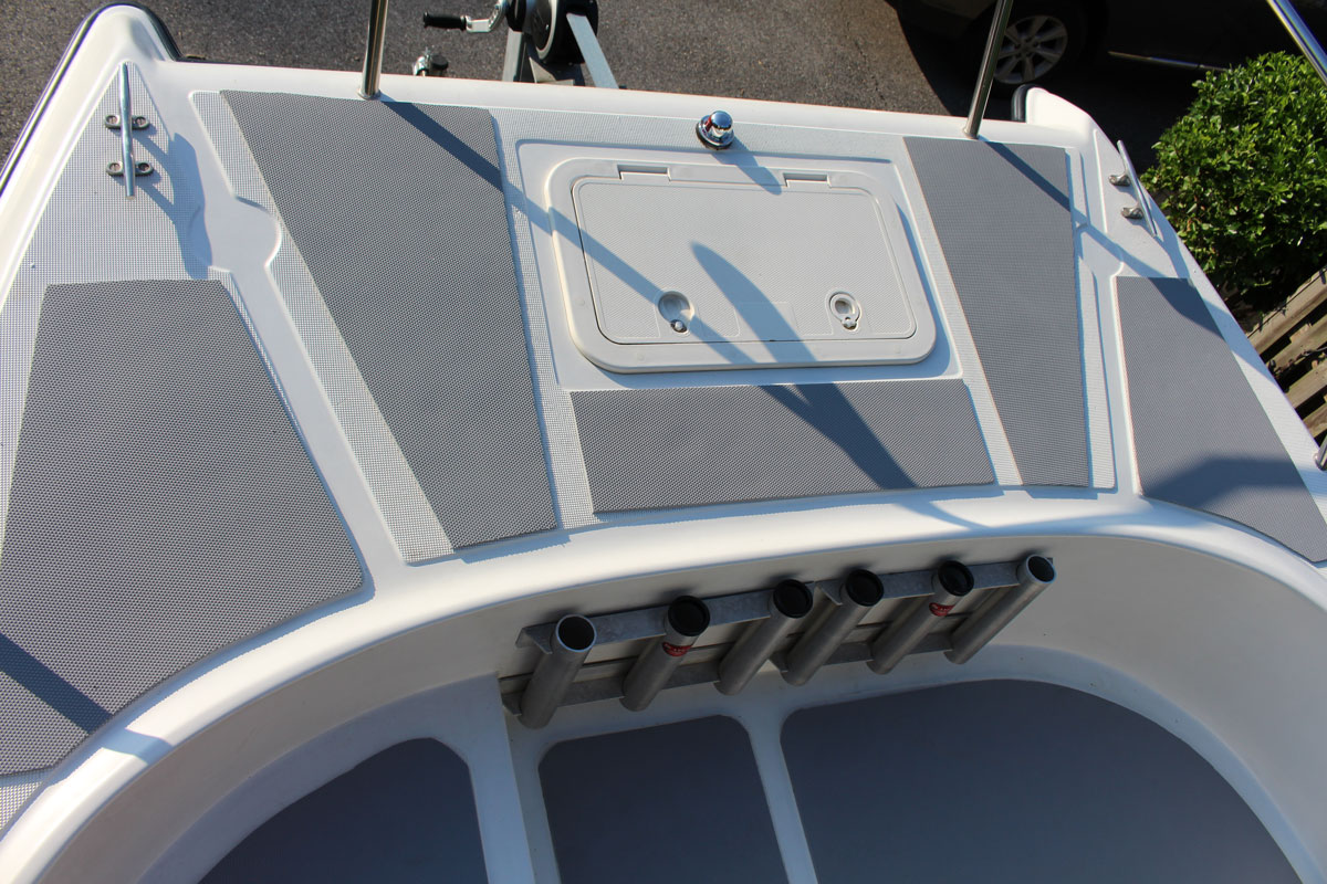 Awesome Boat Improvement Project: SeaDek, You Can Do This!