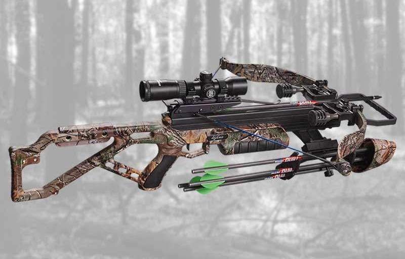 Excalibur Releases New Flagship Crossbow, Micro 355 Packed with Features
