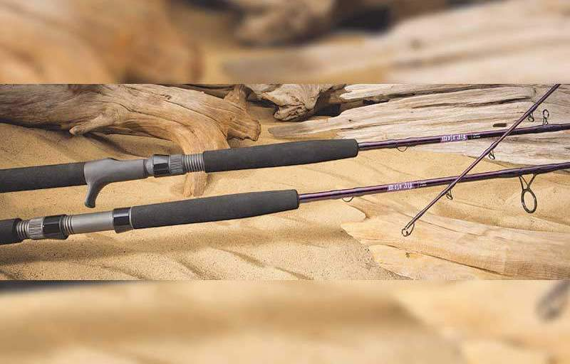 St. Croix's Goes Deep – with the NEW Mojo Jig Line of Saltwater Rods
