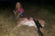 Texas Hotshots - First Deer
