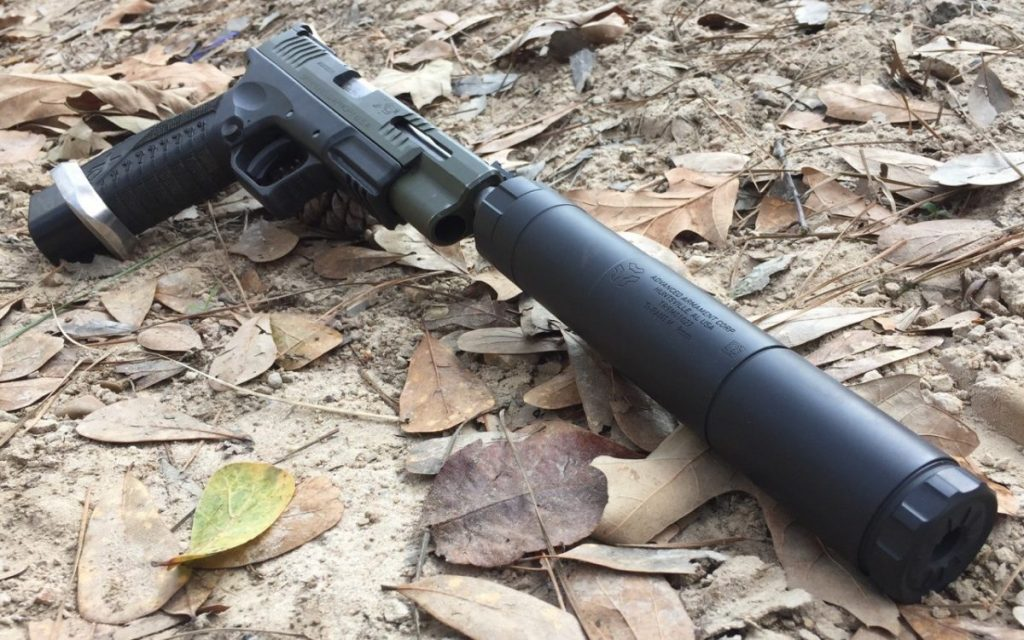 AAC Ti-RANT 9M Suppressor Review