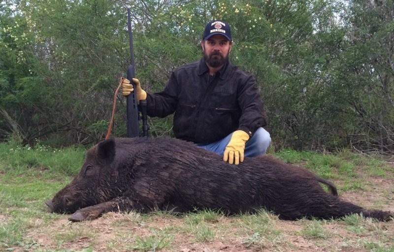 Texas Hotshots - Big Boar