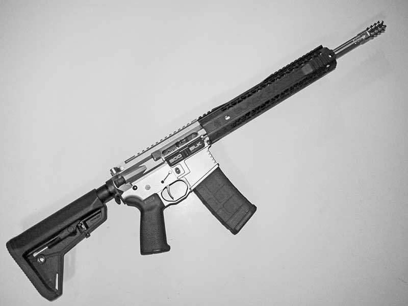 Black Rain Ordnance's BRO Urban Rifle