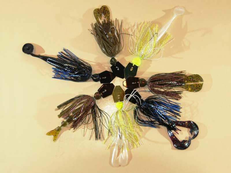 ChatterBait - The 4 Wheel Drive Lure