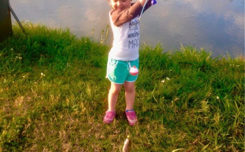 Texas Hotshots - First Fish!!!!