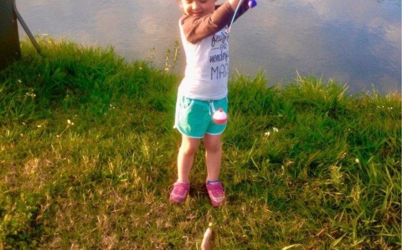 Texas Hotshots - First Fish!!!!