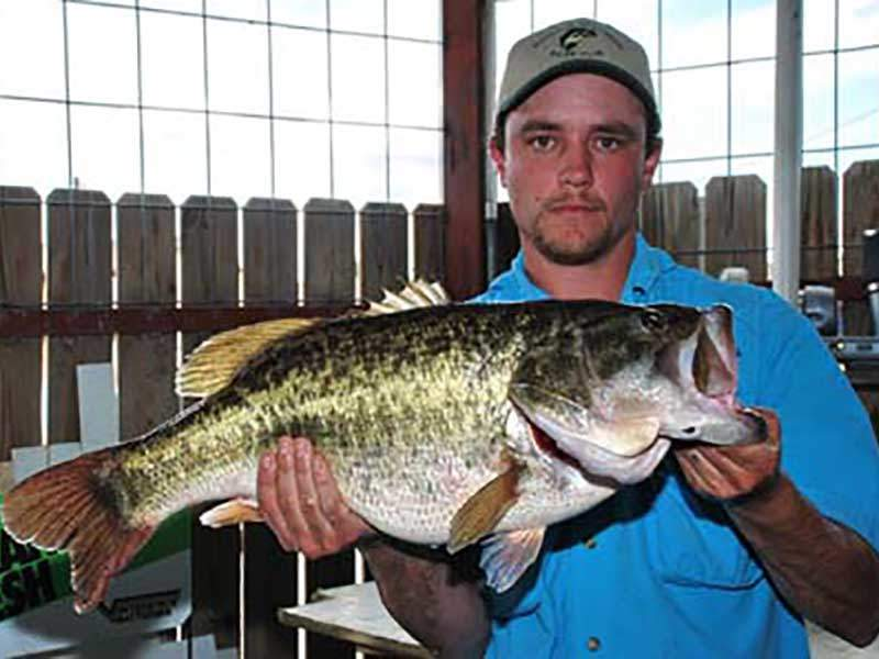 Toyota ShareLunker Selective Breeding Program Connects Bass Anglers across the State