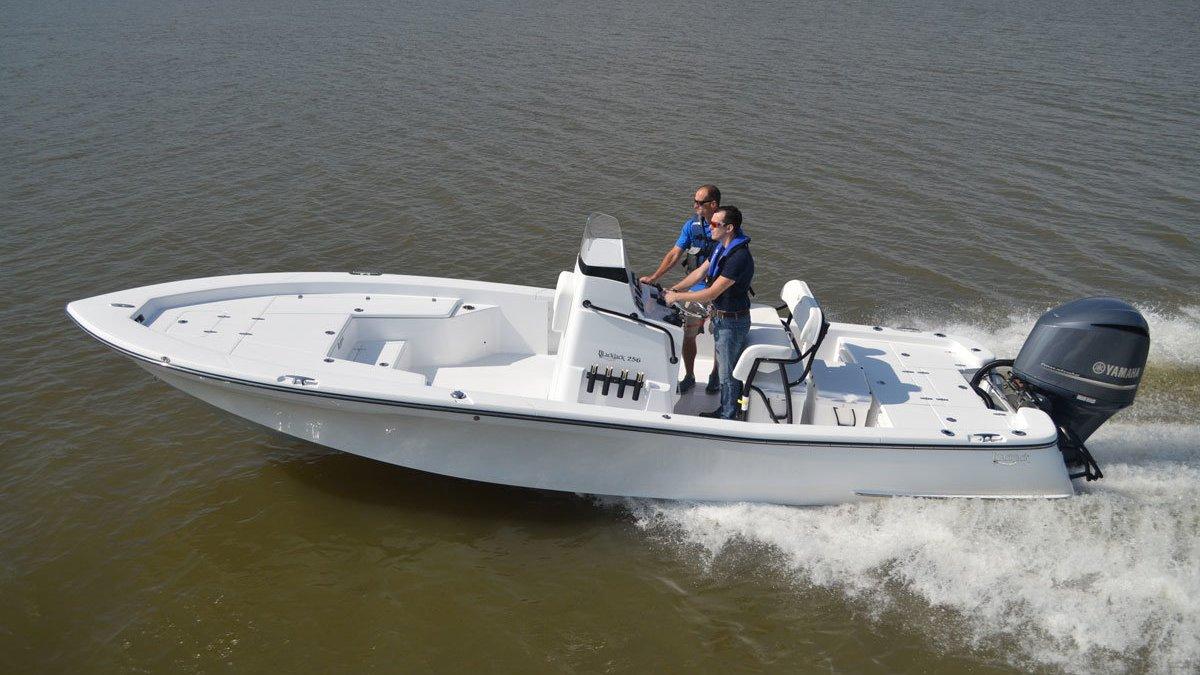 blackjack 256 boat