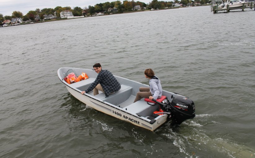 Battery-less EFI: Awesome New Small Outboard Feature