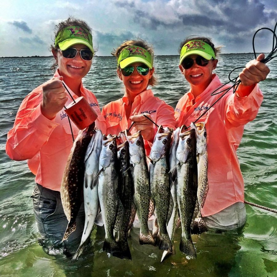 Take It To The Limit Babes On The Bay 2017 Rockport Texas Featuring Three Entry Competitors Wimberly Melton Christy Jacob Abby Melton Along With