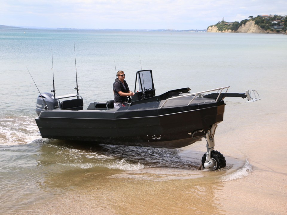 sea legs boat