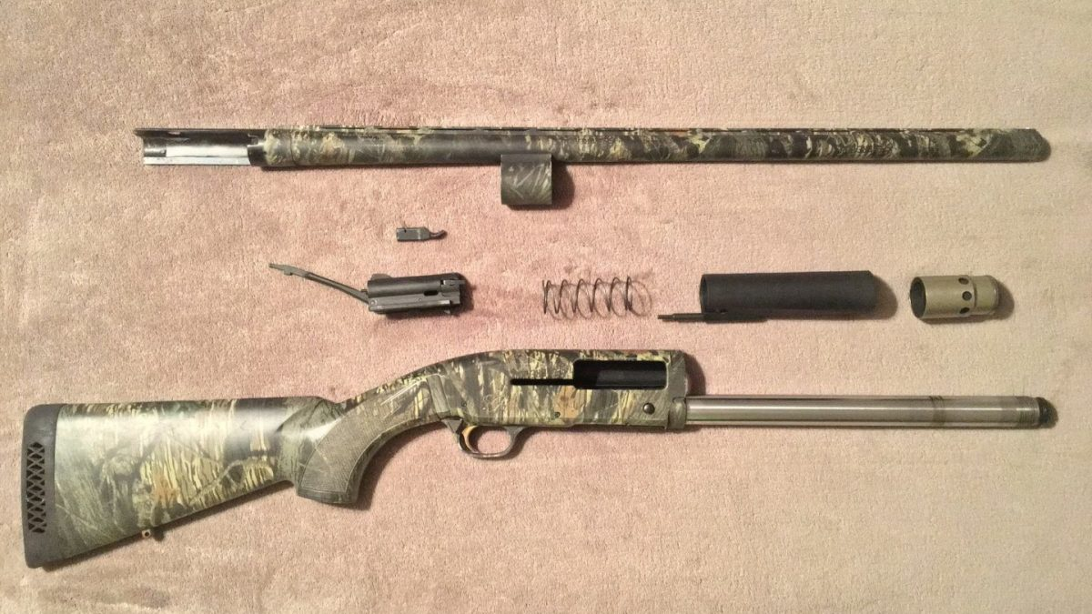 gas vs inertia shotguns texas fish game magazine