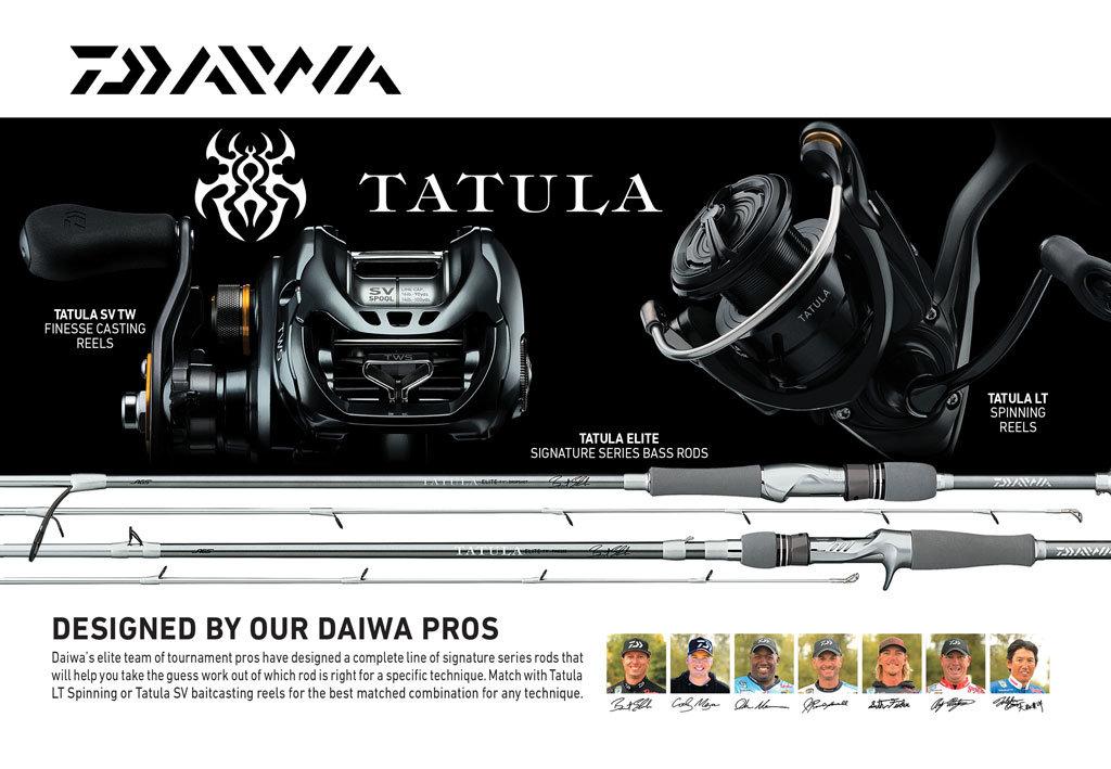 Daiwa Tatula