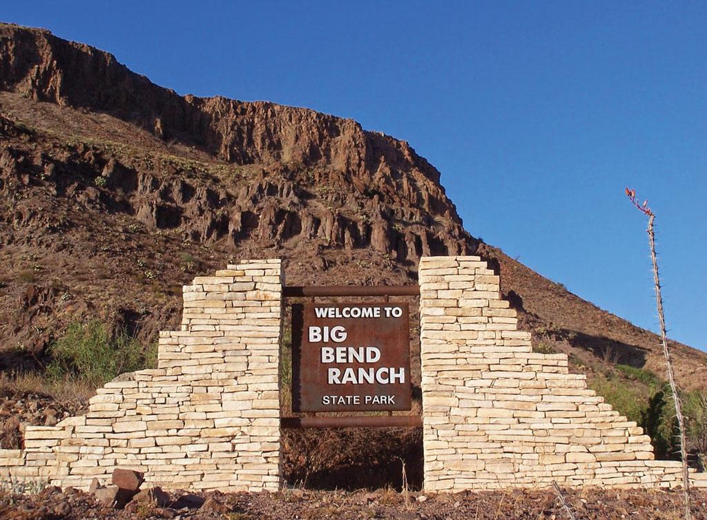 Big Bend Ranch State Park