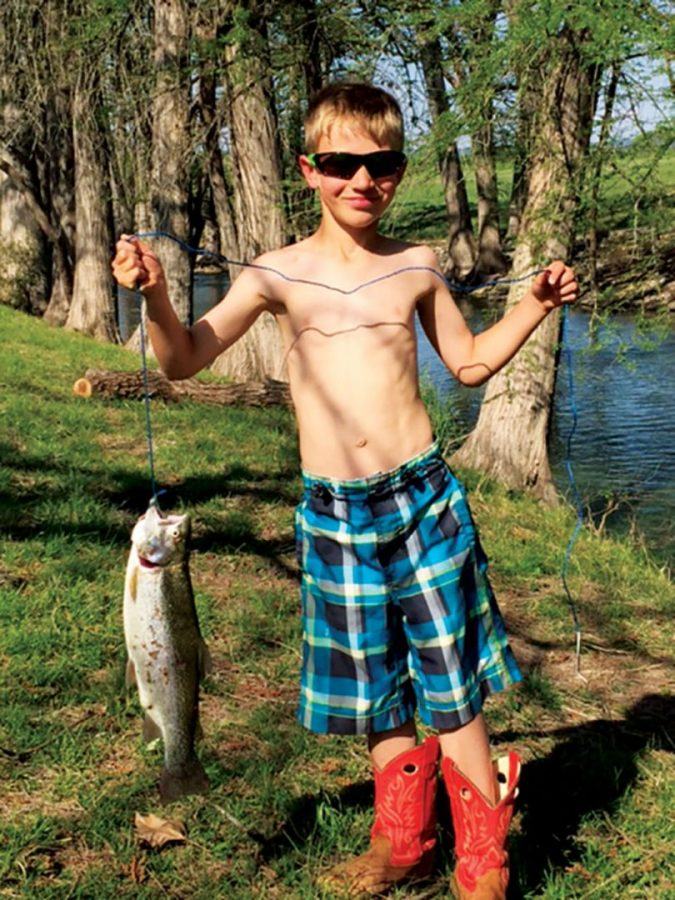 Rainbow Trout Stocking In Full Swing - Texas Fish & Game