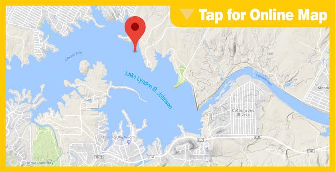 Lake LBJ: Honeymoon Hump