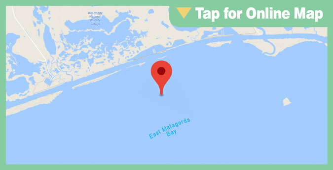 East Matagorda Bay HOTSPOT: Chinquapin Reef