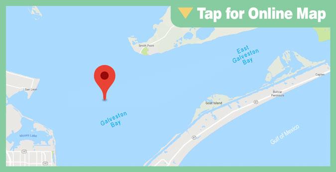 Galveston Bay HOTSPOT: Pasadena Reef