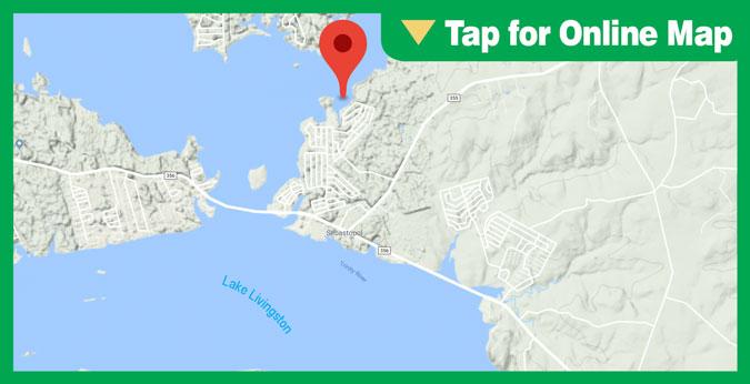 Lake Livingston HOTSPOT: The Pocket