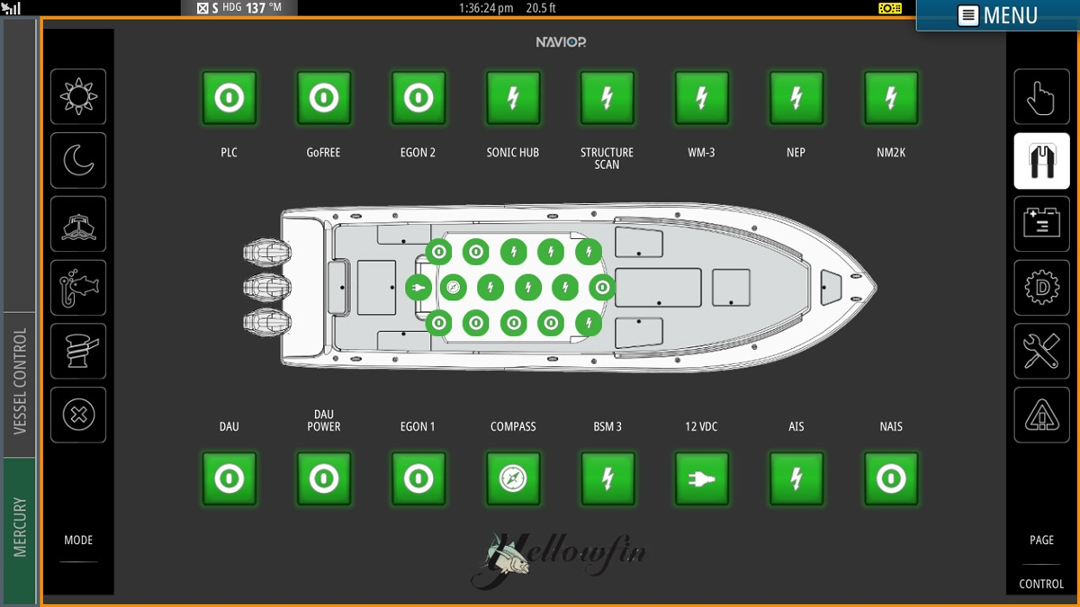 remote control boat