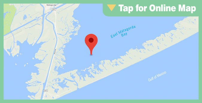 East Matagorda Bay HOTSPOT: Three Mile